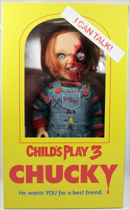 CHILDS PLAY 3 CHUCKY