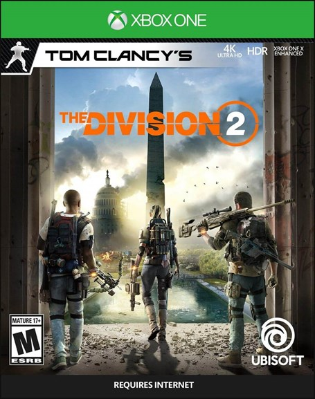 THE DIVISION 2 XBOX ONE 2.EL