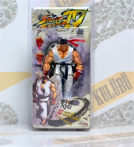 STREET FIGHTER FIGUR