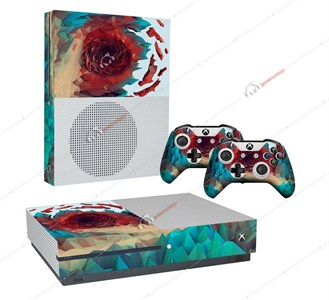 STREAMING EYE 2 XBOX ONE S STICKER