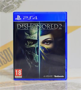 2.EL PS4 DISHONORED 2