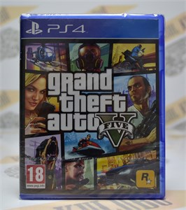 2.EL PS4 GTA 5