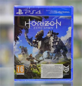 2.EL PS4 HORIZON ZERO DAWN