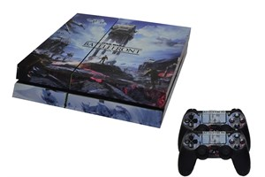 STARWARS BF PS4 STICKER SETI