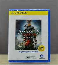 ASSASINS CREED LIBERATION PSVITA