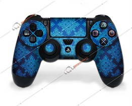 APOCALYPSE BLUE DS4 STICKER TAM BOY