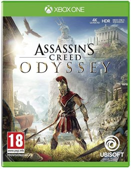 ASSASSINS CREED ODYSSEY XBOX ONE 2.EL