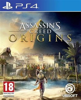ASSASSINS CREED ORIGINS PS4 2.EL