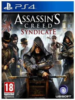 ASSASSINS CREED SYNDICATE PS4 2.EL