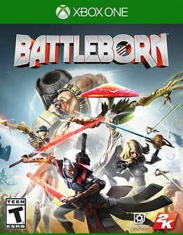 BATTLEBORN XBOX ONE 2.EL