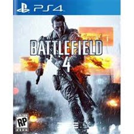 BATTLEFIELD 4 PS4 2.EL