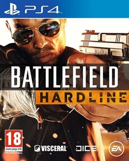 BATTLEFIELD HARDLINE PS4 2.EL