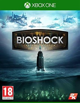 BIOSHOCK THE COLLECTION XBOX ONE 2.EL