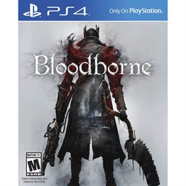 BLOODBORNE PS4 2.EL
