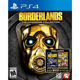 BORDERLANDS THE HANDSOME COLLECTION PS4 2.EL