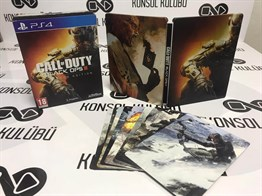 CALL OF DUTY BLACK OPS 3 HARDENED EDITION PS4 2.EL