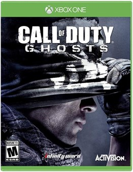 CALL OF DUTY GHOSTS XBOX ONE 2.EL