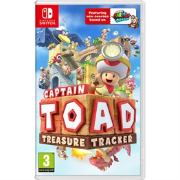 CAPTAIN TOAD TREASURE TRACKER NINTENDO SWITCH 2.EL