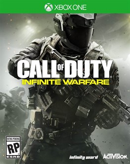 COD INFINITE WARFARE XBOX ONE