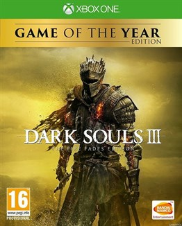 DARK SOULS 3 GOTY XBOX ONE 2.EL