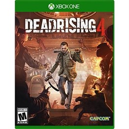 DEAD RISING 4 XBOX ONE 2.EL