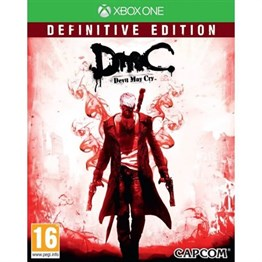 DEVIL MAY CRY DEFINITIVE EDITION XBOX ONE 2.EL
