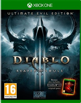 DIABLO REAPER OF SOULS XBOX ONE