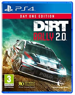 DIRT RALLY 2.0 PS4 2.EL