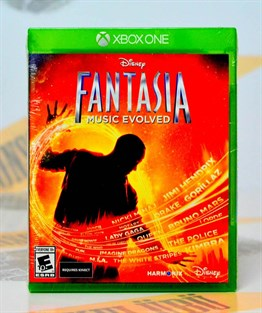 DISNEY FANTASIA MUSIC EVOLVED XBOX ONE 2.EL