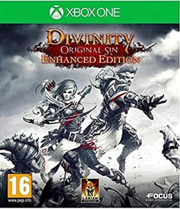 DIVINITY ORIGINAL SIN ENHANCED EDITION XBOX ONE 2.EL