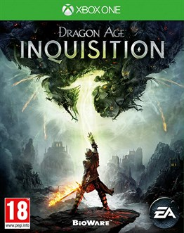 DRAGON AGE INQUISITION XBOX ONE 2.EL