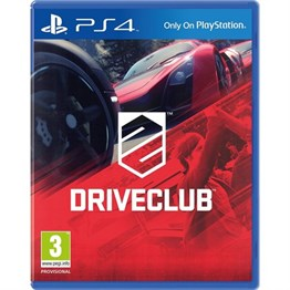 DRIVECLUB LIMITED EDITION PS4 2.EL
