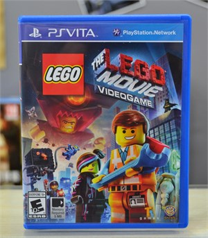 LEGO THE MOVIE VIDE GAME PSVITA