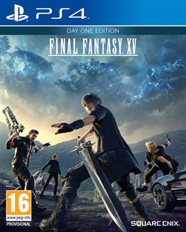 FINAL FANTASY 15 PS4 SIFIR