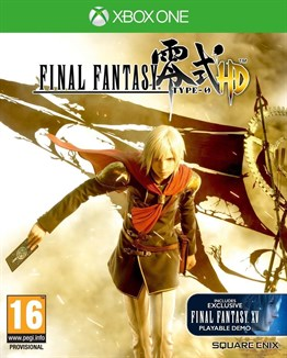FINAL FANTASY TYPE 0 HD XB1