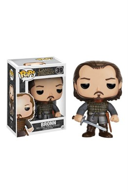 FUNKO POP GAME OF THRONES BRONN