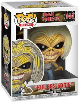 FUNKO POP IRON MAIDEN KILLERS EDDIE FIGURU