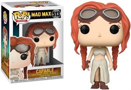 FUNKO POP MAD MAX CAPABLE