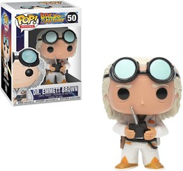 Funko POP MOVIES Back to the Future DR.EMMETT BROWN