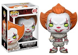 FUNKO POP MOVIES IT PENNYWISE 472