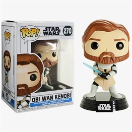FUNKO POP STAR WARS OBI WAN KENOBI