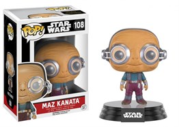 Funko POP Star Wars EP7 Maz Kanata