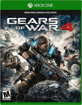 GEARS OF WAR 4 XBOX ONE 2.EL