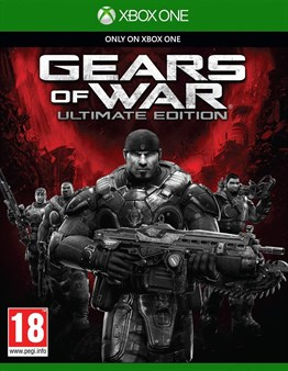 GEARS OF WAR ULTIMATE EDITION XB1