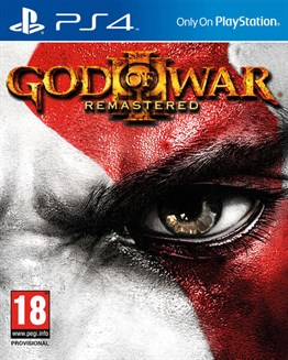 GOD OF WAR 3 PS 4