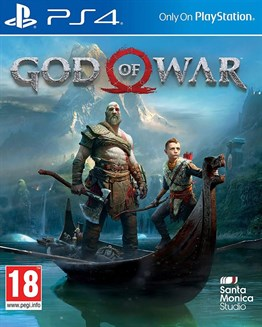 GOD OF WAR 4 PS4 2.EL