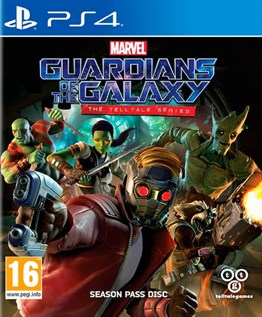 GUARDIANS OF THE GALAXY PS4 OYUN
