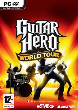 GUITAR HERO WORLD TOUR PC