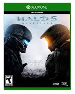 HALO 5 XBOX ONE 2.EL