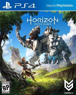 HORIZON ZERO DAWN PS4 2.EL